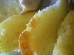 Ugly Caramel Cake Madelines