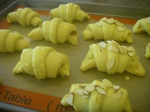 croissants waiting to be baked2